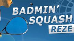 ligue squash PDL logo badmin squash rezé