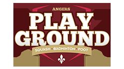 ligue squash PDL logo Angers Playground
