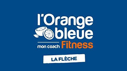 ligue squash PDL logo Orange Bleue La FLèche