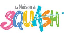 ligue squash PDL logo la Maison du Squash Sautron