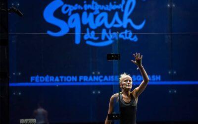 ANNULATION du PSA Open International de Squash de Nantes 2021