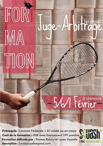 Formation Juge-Arbitre